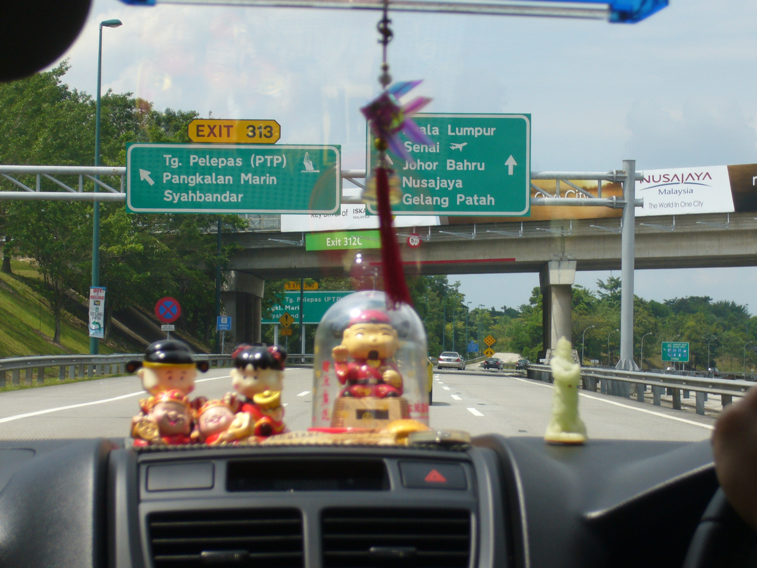 Passed TUAS CHECKPOINT.
